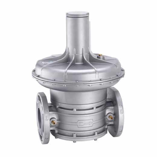 850 - Затварящ филтър-регулатор за налягане на газ, с двойна диафрагма