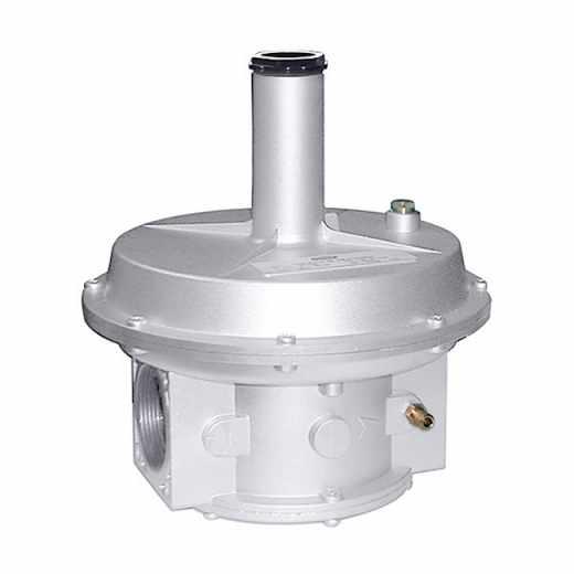 852 - Затварящ регулатор за налягане на газ, с двойна диафрагма