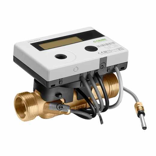 CAL1918 - Compteur d'énergie chauffage/rafraîchissement compact à ultrasons SENSONICAL