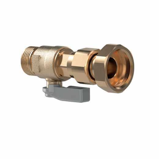 F0000574 - Adaptador com válvula de esfera para DIRTMAGSLIM®