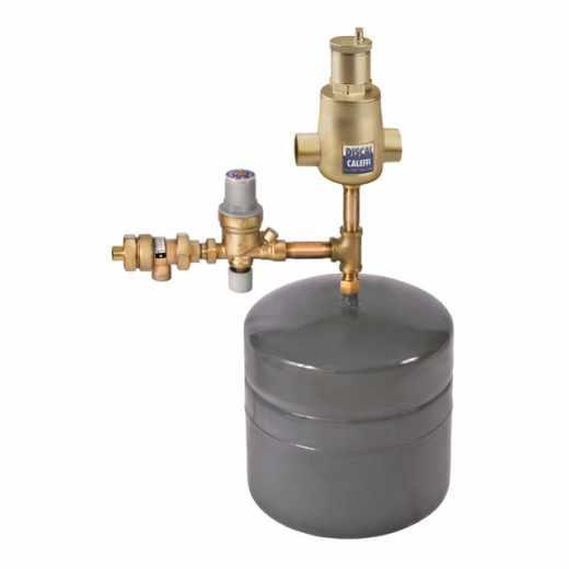 NA553 - Boiler Trim Kits (with backflow preventer)