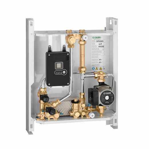 SATK20 - MEDIUM temperature heat interface unit - 40 kW
