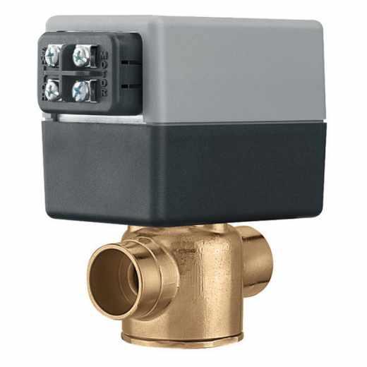 Z5 - Z-one™ 2-way Motorized Zone Valves (with screw terminal connection)